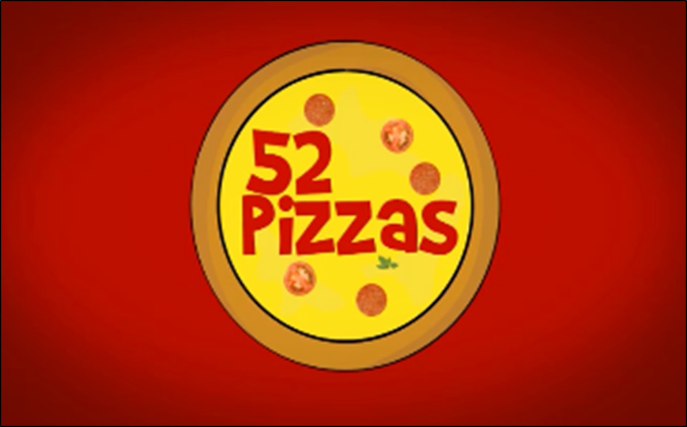 52 Pizzas - Programa - Canal SP
