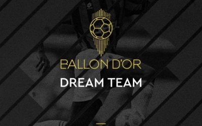 FRANCE FOOTBALL DIVULGA LISTA DE ATACANTES PARA O BOLA DE OURO DREAM TEAM